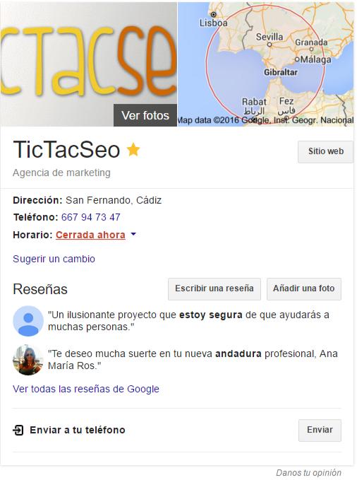 Google My Business añade nuevas funcionalidades