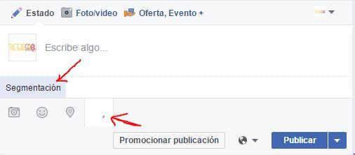 segmentar tus publicaciones en facebook es sencillo