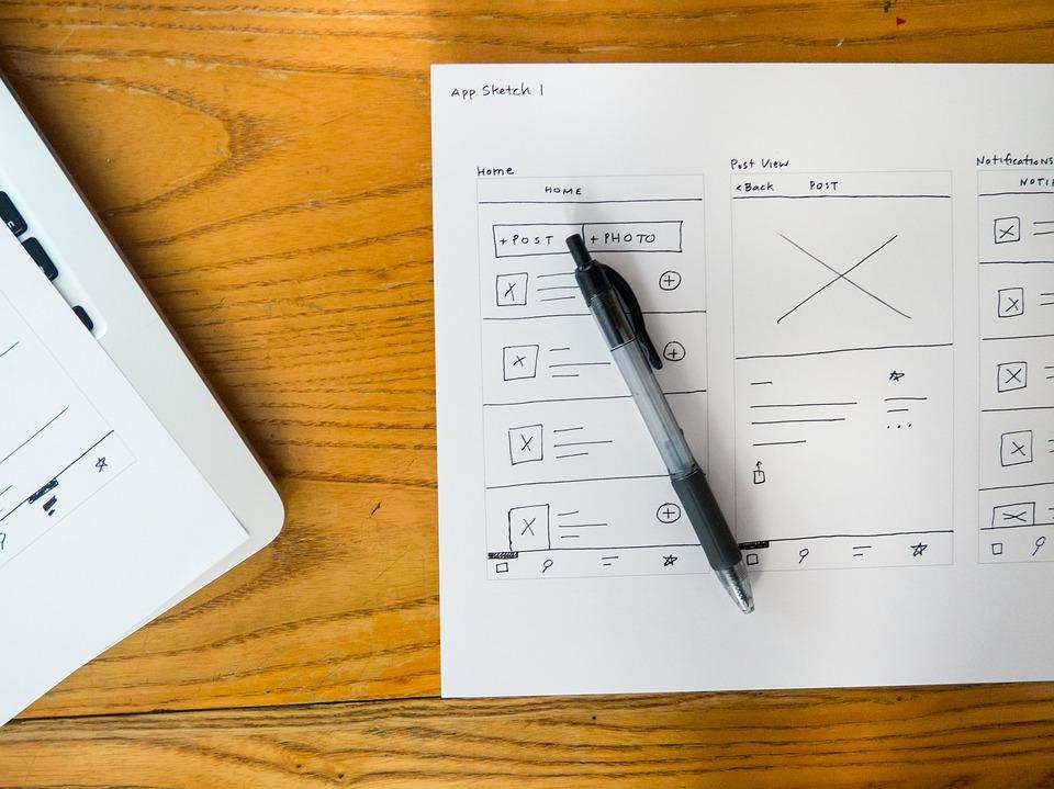 Como diseñar un comercio electrónico con una buena estructura web