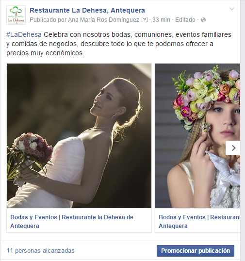 tictacseo como crear una secuencia de imagenes en facebook