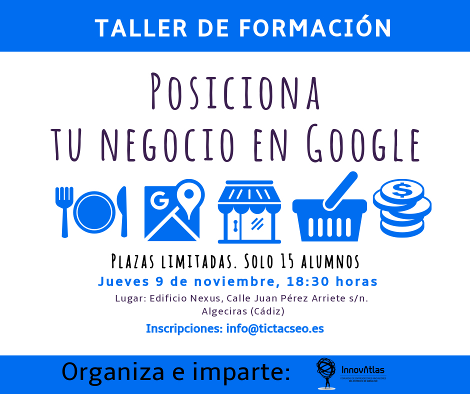 Posiciona tu negocio en Google