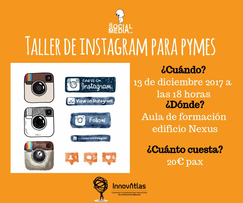 curso de instagram para pymes